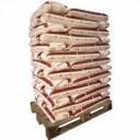 Vida pellets 8 mm. 832 kg. / Pallen