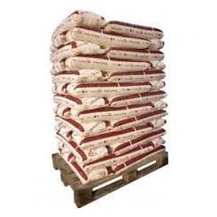 Vida Pellets 6 mm. 832 kg. / pallen afh. lager Tureby