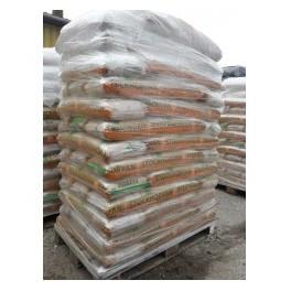 Stockhorvan træpiller 6 mm. 832 kb./pallen