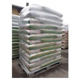 Stockhorvan træpiller 8 mm. 832 kg./pallen