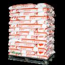 Supertilbud Varga Træpiller 8 mm. 832 kg./pallen