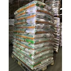 Stockhorvan Strøpiller 8 mm. 832 kg / Pallen. Afh. på lager  i Tureby