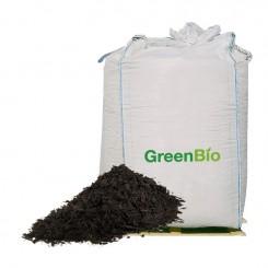 Jordforbedring til sandet jord i bigbag(Leveret til fortovskant)
