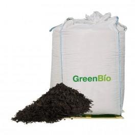 Varmebehandlet Kompost i bigbag(Leveret til fortovskant)